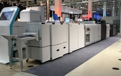Canon's Production Printing Business Days in Munich