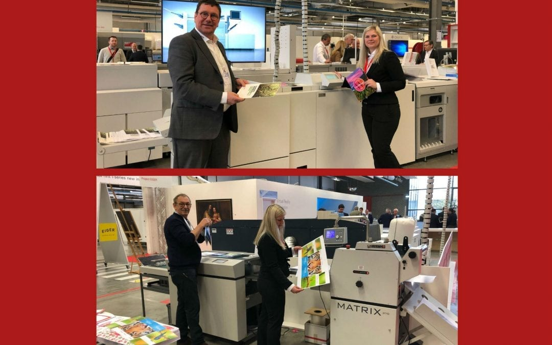 SDD at Canon Cutting Edge Event 2018 with SDD BLM6900
