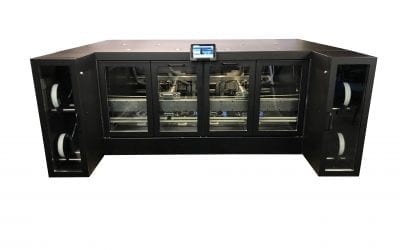 AMR Europe (a SDD company) launches a new industrial 3D printer