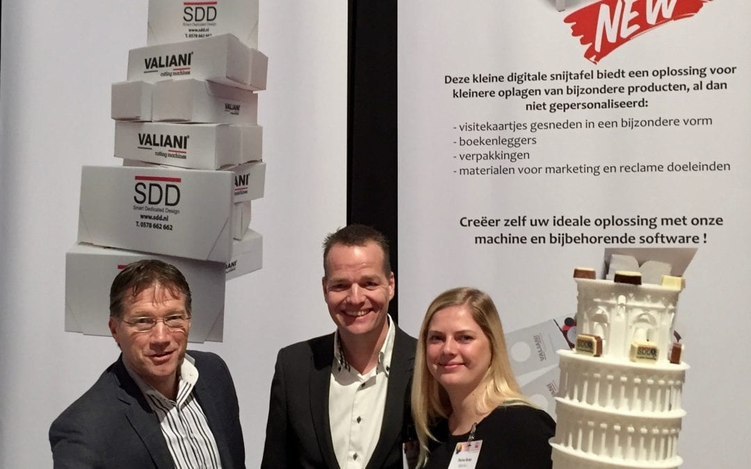 SDD is attending the Dutch Graphical Print & Sign Vakdag 2019