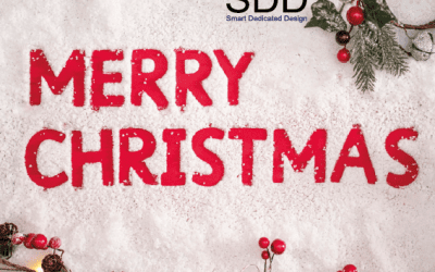 Merry Christmas and Happy New Year from SDD Team!